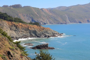 Marin County, California, USA