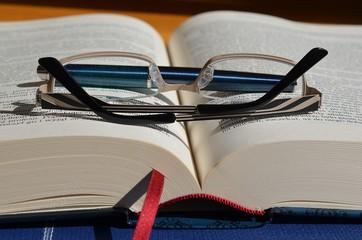 W świecie literatury.