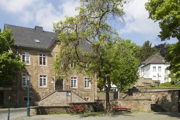 Stadtansicht von Bad Münstereifel, Deutschland