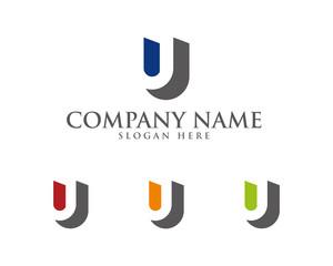 U Letter Logotype