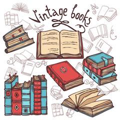 Sketch Books Set