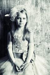 retro fashion kid