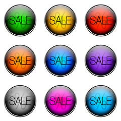 Button Color SALE