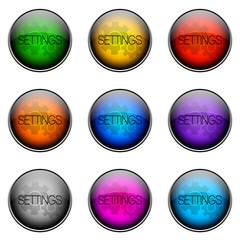 Button Color SETTINGS