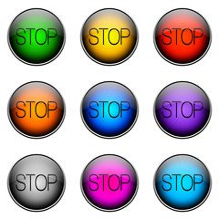 Button Color STOP