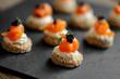 toast saumon fumé mousse de fromage frais 1 - 79106528