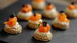 toast saumon fumé mousse de fromage frais 2 - 79106554