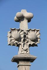 Duomo di Milano: pinnacolo scolpito