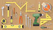 DIY tools set - 79112929