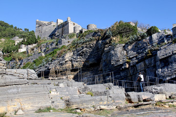 Portovenere: il castello
