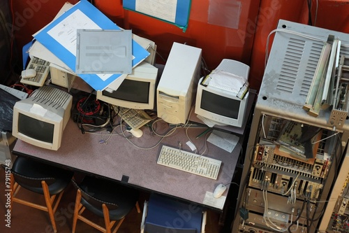 Old Computers - 79115748