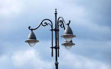 Street lamp classic