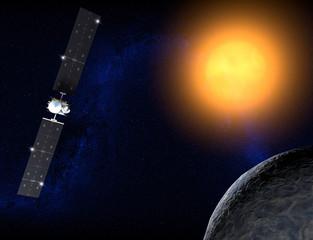 Cerere, Ceres, pianeta nano, sonda Dawn