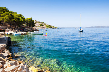 Sailing Croatia's Adriatic coast