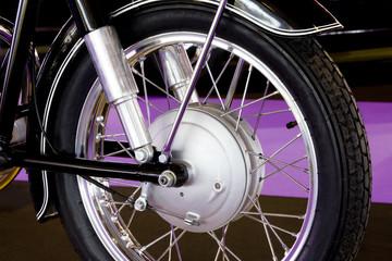 Classic motorbike brakes