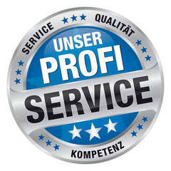 Unser Profiservice - Service, Qualität, Kompetenz