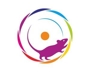 active logo template 2