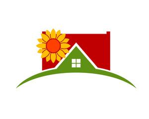 sunflower house 4