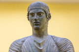 The Charioteer of Delphi in Greece - 79121967
