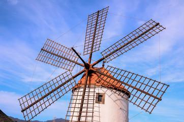 Vintage Wind Mill
