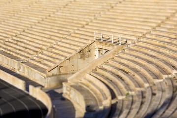 Panathenaic stadium in Athens,Greece