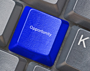 Hot key for opportunity