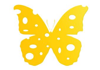Käse / Schmetterling / Chees Butterfly
