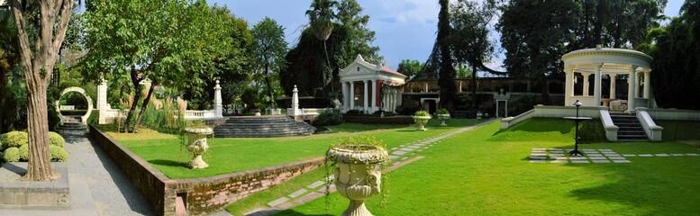 Garden of Dreams. Kathmandu. Nepal