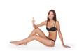 Woman in lingerie - 79133311