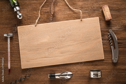 Set of wine accessories - 79136156