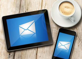 mail inbox communication