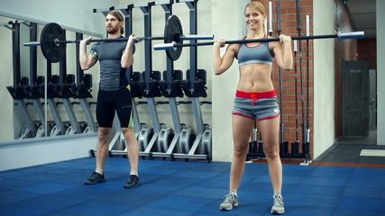 Gym Companions