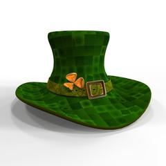 Green Leprechaun Hat
