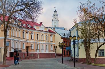 Старый город. Витебск. Республика Беларусь