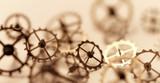 Small parts of clock - 79143176
