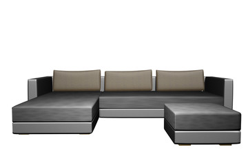Living room furniture couch