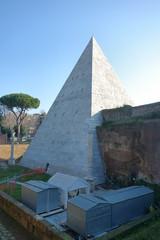 Piramide Cestia in Rome