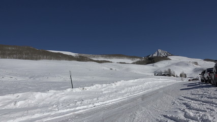 Snowshoeing Adventure Awaits