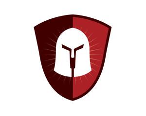 gladiator helmet shield