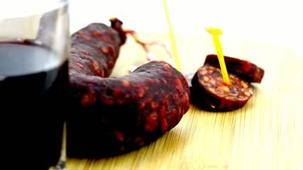 Chorizo, spanische Wurst, Spezialität