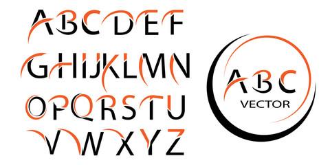 ABC Alphabet, Buchstaben