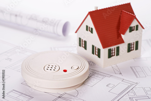 Sicherheit durch Rauchmelder - 79151132
