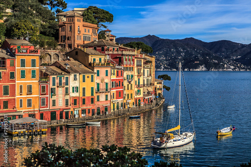 Papiers peints Ligurie Portofino