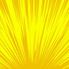 Abstract Graphic Sunburst Background