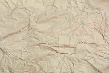 brown wrinkled paper textured