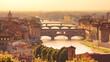 Leinwanddruck Bild - Florence