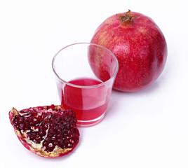 Delicious pomegranate
