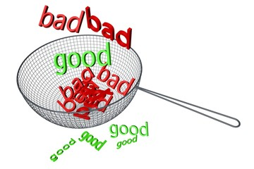 Kiezen tussen goed en slecht