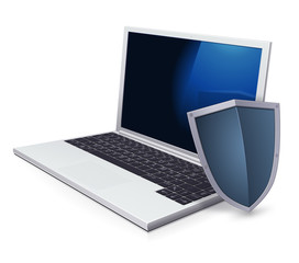 Laptop and protection