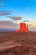 Monument Valley at night, Arizona - 79165909